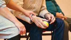 photo of older hands