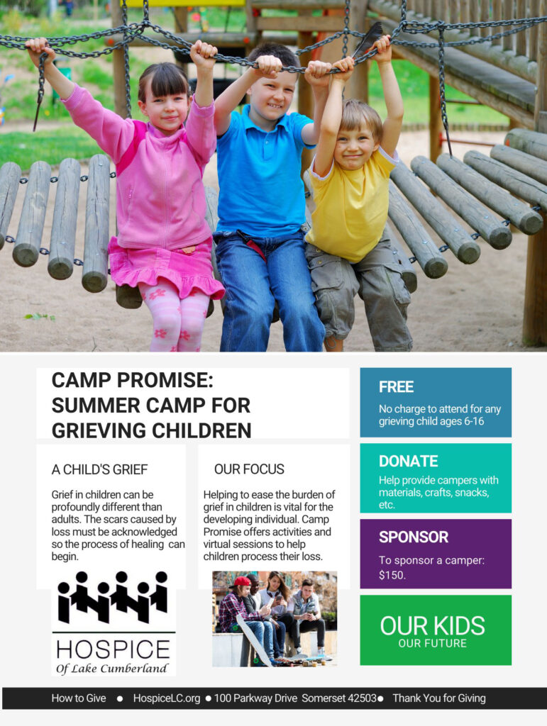 camp promise flyer